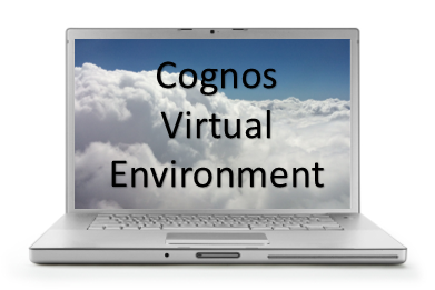 cognos virtual environment