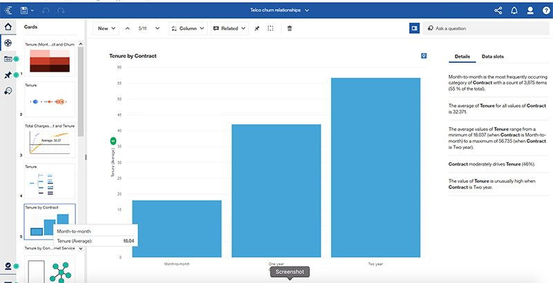 Cognos Analytics 11 1 Hands on Review - Lodestar Solutions