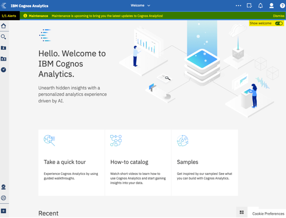 Cognos Analytics 11.1.4 - What's New?