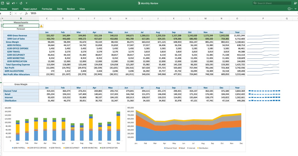 Move Action Buttons from TM1 Perspectives to Planning Analytics for Excel (PAX)