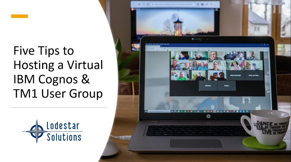 5 Tips to Host a Virtual User Group