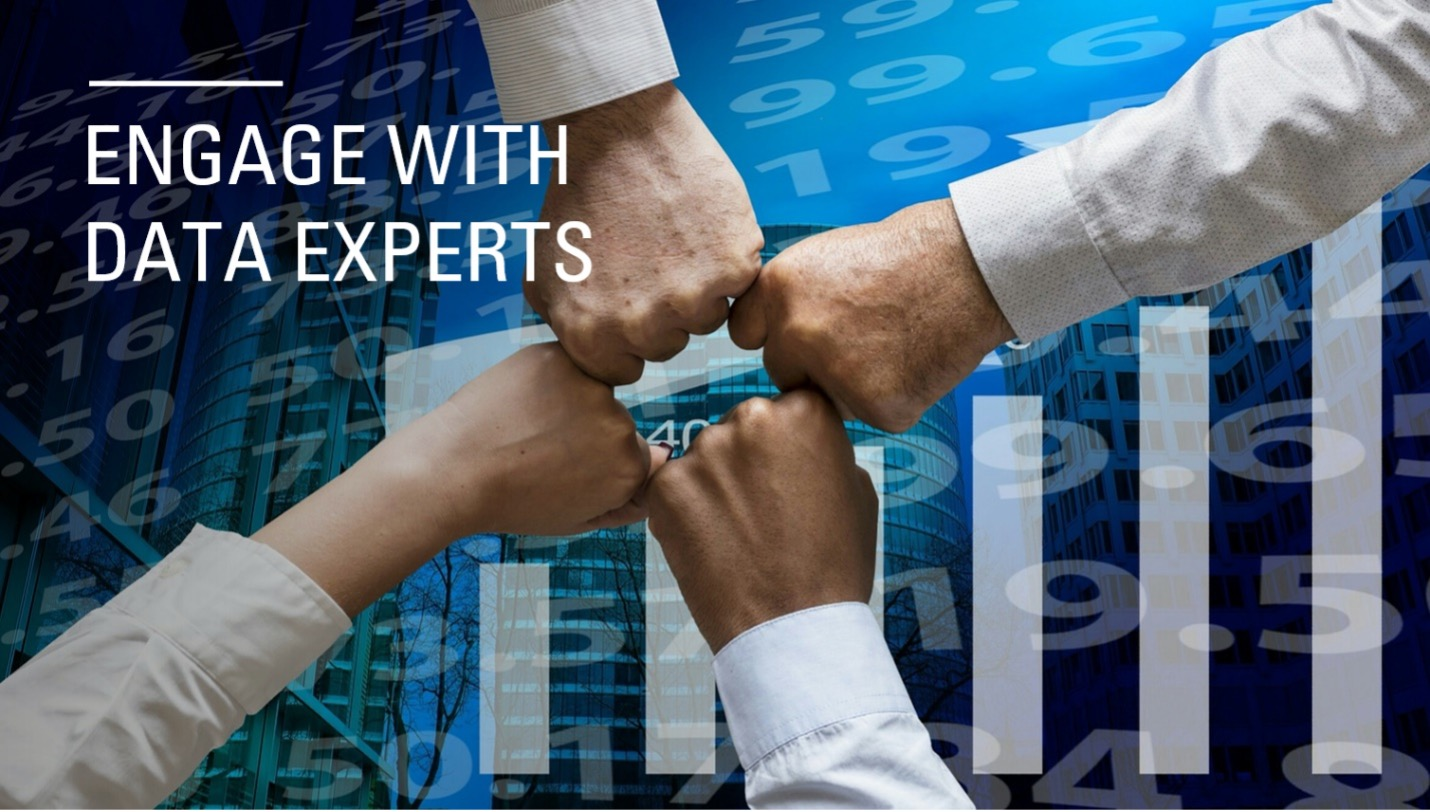 Engage with Data Experts