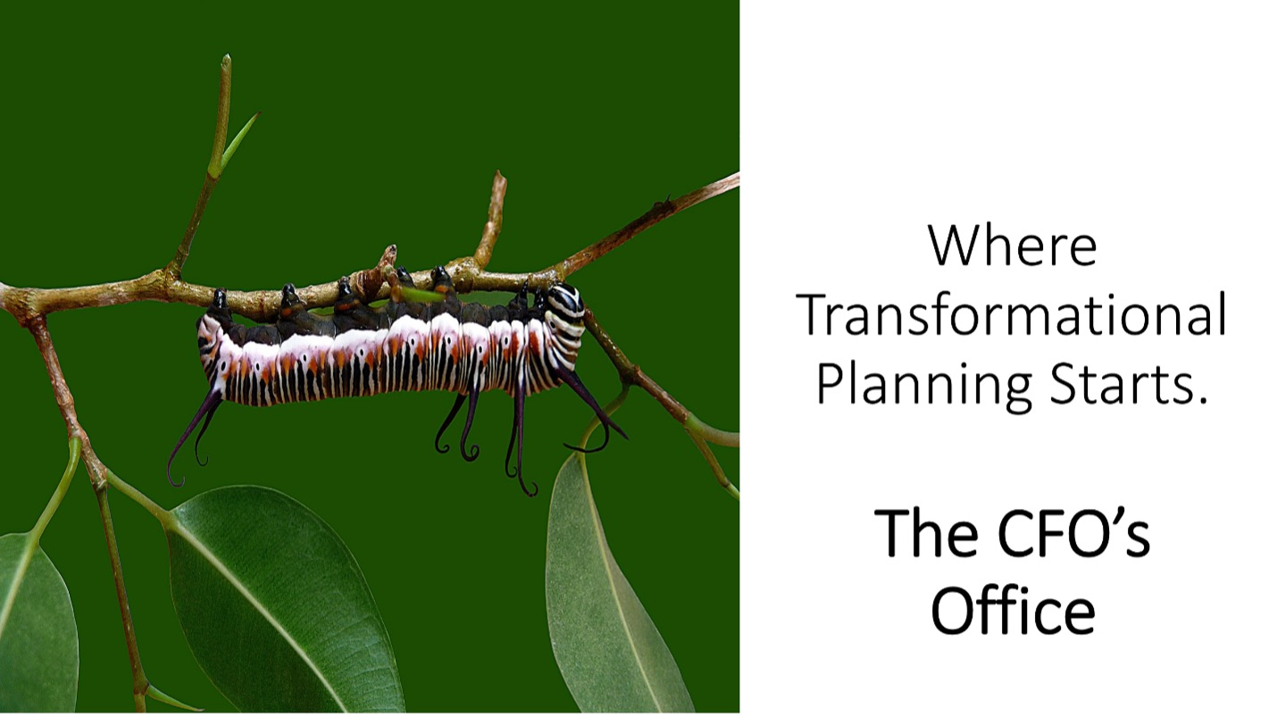 Where Transformational Planning Starts